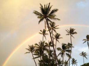 Hawaii Double Rainbow